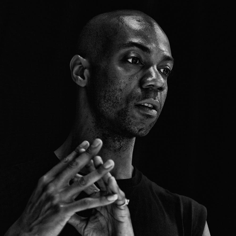 Shamel Pitts Portrait