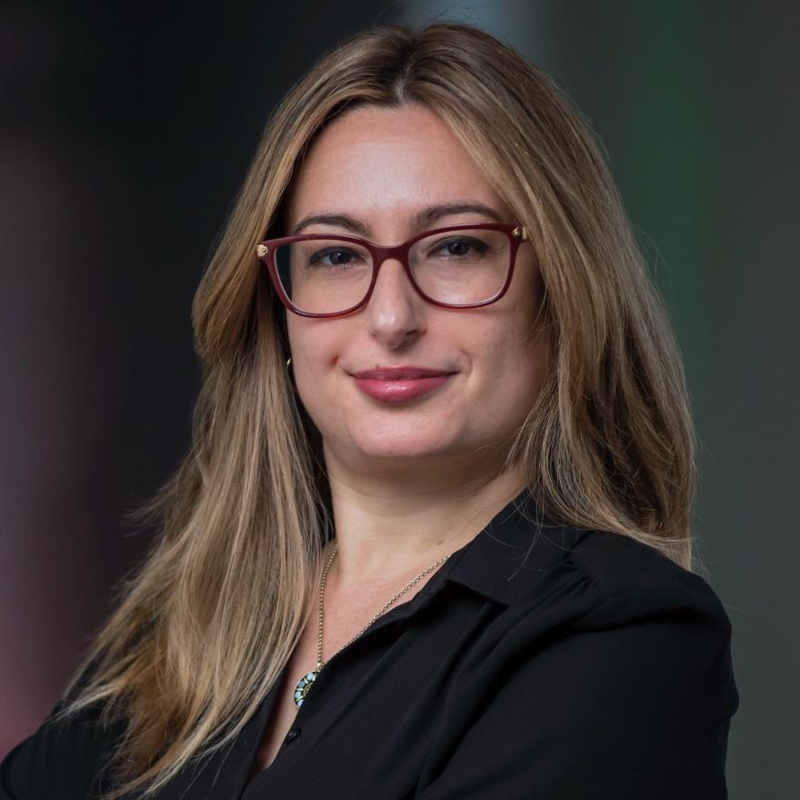 Kristina Villaverde Portrait